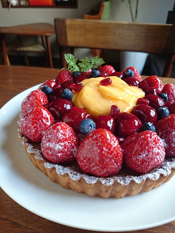 tarte fruit